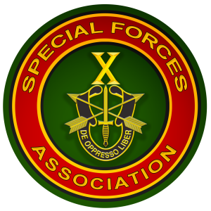 Special Forces Association Merchandise